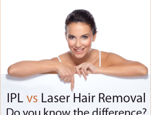 Laser Hair Removal vs IPL – What is the difference?