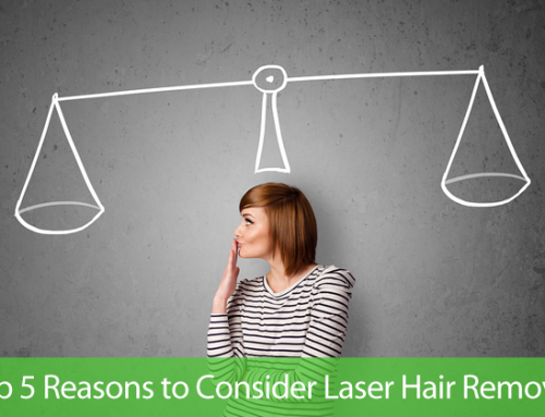 Top 5 Reasons Why You Should Consider Laser Hair Removal