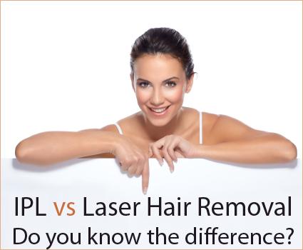 Laser Hair Removal Vs Ipl Intense Pulse Light What Is